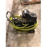 Husky Air Compressor, 125 PSI, 1-1/2 HP, 8 Gallon