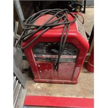 Lincoln electric AC-225 Arc Welder, with Assorted Welding Supplies Including Protective Masks,