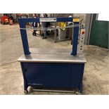 Mosca Bander with S/S Platform, Model Strapping Machine, Type R0-M Fusion, Serial Numbe