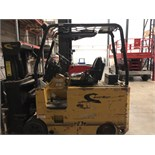 Yale Pivotmast Forklift, Three-Stage Articulating Mast (More Information Coming Soon!)