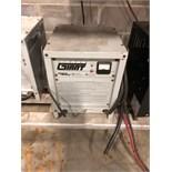 Little Giant General Battery Charger, Model LGL-12-55oz, AC Volt 120, DC Volt 24, AC Amps 12