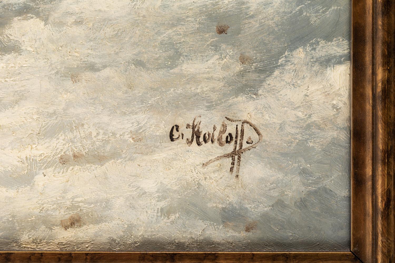 CONSTANTIN STOILOFF (RUSSIAN 1850-1924) - Image 3 of 5