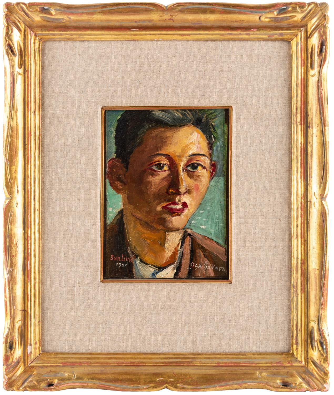 DAVID BURLIUK (RUSSIAN 1882-1967) - Image 2 of 6