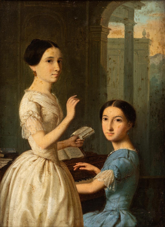 ANDREY BELLOLI (RUSSIAN 1821-1881)