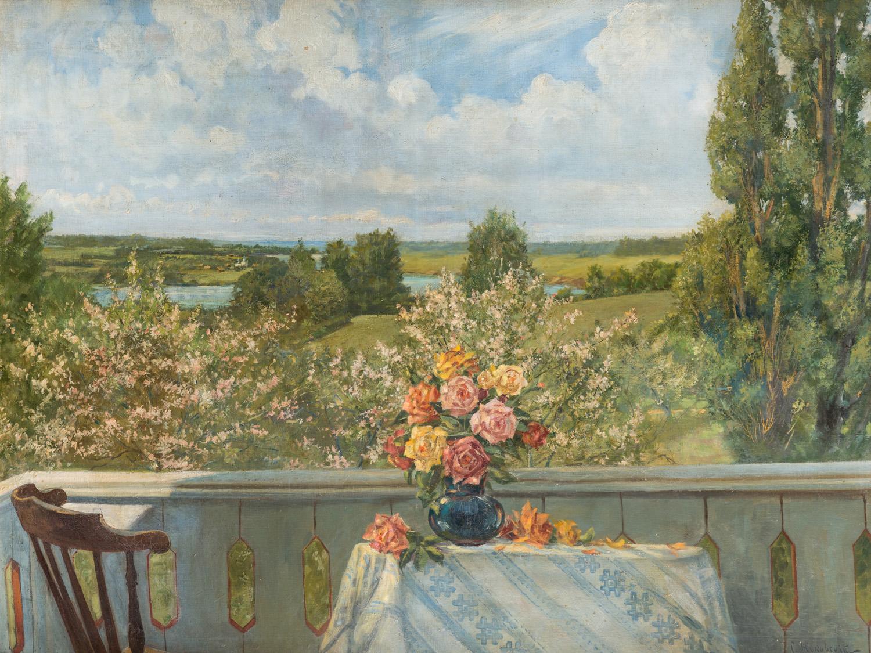 STANILSAV ZHUKOVSKY (POLISH 1871-1944)