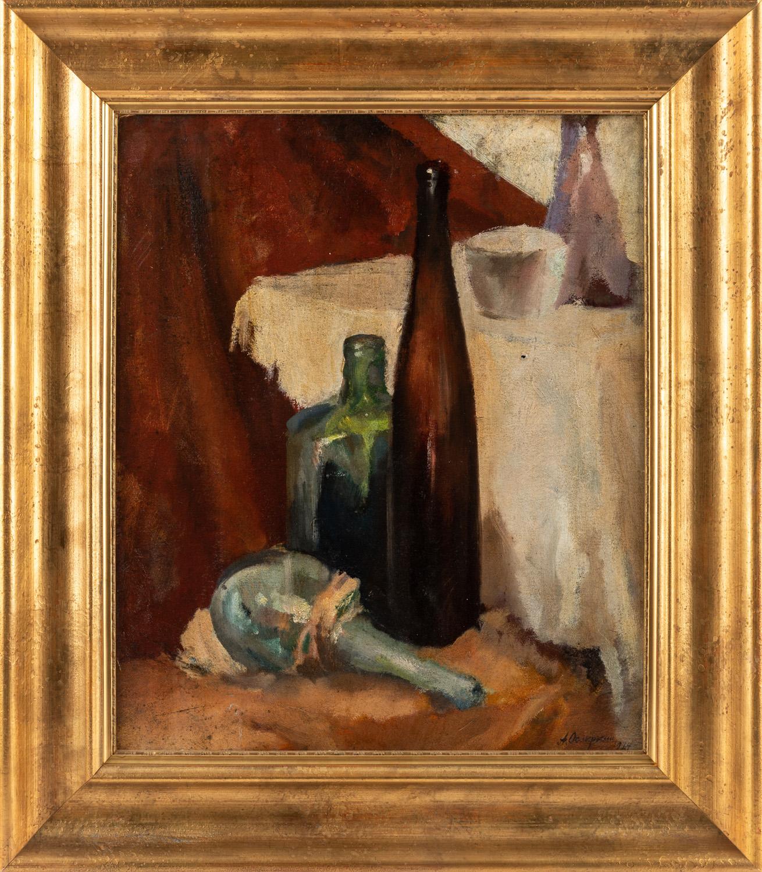 ALEXANDER OSMERKIN (RUSSIAN 1892-1953) - Image 2 of 4