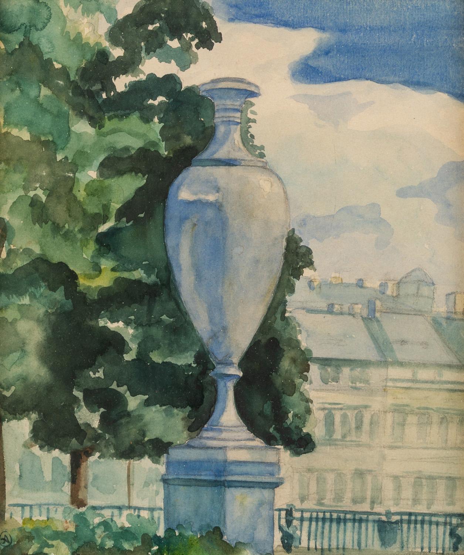 ANNA OSTROUMOVA-LEBEDEVA (RUSSIAN 1871-1955)