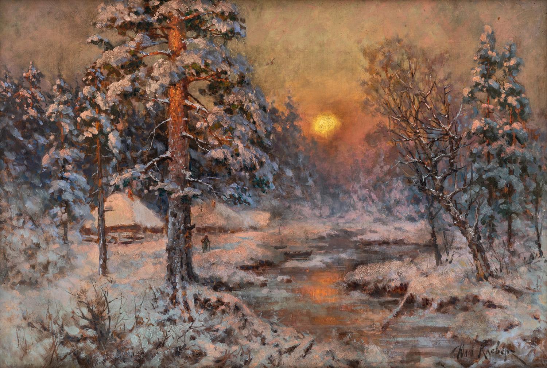 STUDIO OF YULIY KLEVER (RUSSIAN 1850-1924)