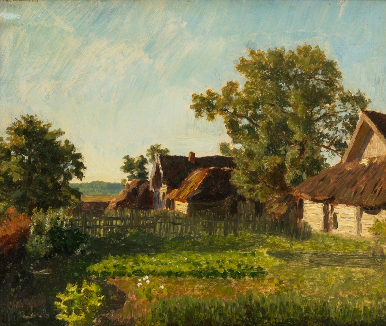 NIKOLAI KRYMOV (RUSSIAN 1884-1958)