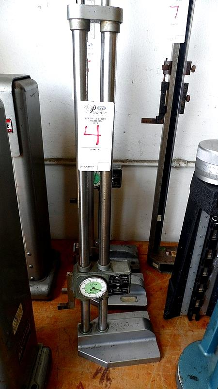 Lot 4 - MITUTOYO HEIGHT GAGE