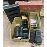 ViewSonic Monitor in Box, Altec Lansing Speakers, Software, Receipt Printers, Etc