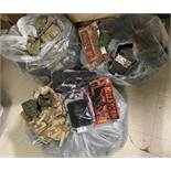 Blackwater Tactical Gear, Approx 150+, Misc Vest Gear, Holster Parts, Utility Pouches, Gloves, Etc