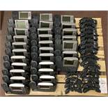 24 CISCO PHONE SYSTEMS - MODEL 7960 - INCLUDING HANDSETS ALL ITEMS ARE SOLD AS IS UNTESTED BUT