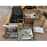 Computer Board, Laptop Parts, EVGA GE Force Gaming Card Etc