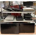 14 Computer Monitors + ELO POS Station with Register Drawer A193010563 Paypal/Windows