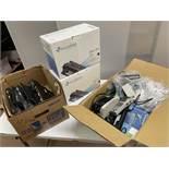 Encompass Print Cartridges C9720A (x2), NEC Scanners, Laptop Docking Units Etc