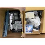 Mixed lot including Cisco Networking Parts, LED Light Etc.