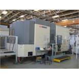 4-Axis CNC Machine Center With 80-Tool