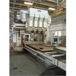 Heavy Duty Four Spindle CNC Bridge Mill