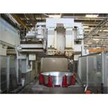 Heavy Duty Two Spindle CNC Bridge Mill