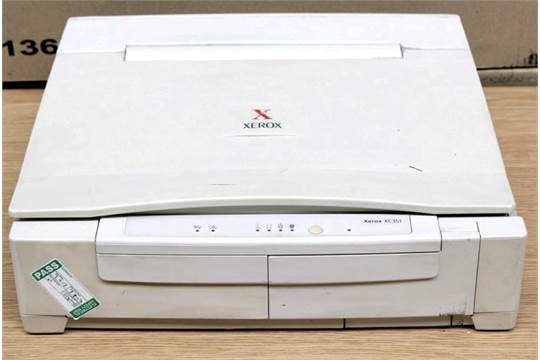 1 X Xeros XC351 Office Scanner Preowned Untested No