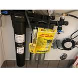 PENTAIR E SERIES WATER FILTER SYSTEM