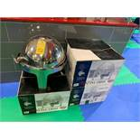 STAINLESS STEEL DOME CHAFFING DISHES - 3 WITH BOX