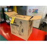 XPOWER BR-252A BLOWER - 1HP / 120V (NEW IN BOX)