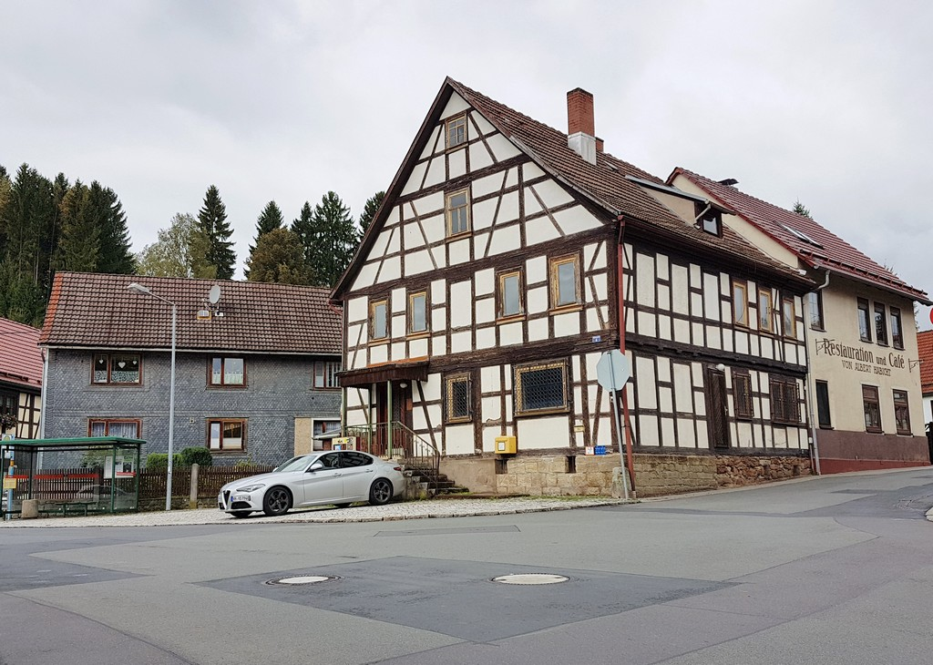 On Sale Former Post Office In Suhl Germany You Are
