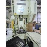 PRECISION INDUSTRIES POWER PUNCH PRESS O.B. TYPE HIGH PRECISION, HIGH SPEED GAP TYPE