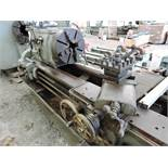 LEBLOND HEAVY DUTY GEAR HEAD ENGINE LATHE CAPACITY 22 X 120