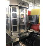 SUNNEN MODEL SV-1010 SINGLE SPINDLE VERTICAL HONING MACHINE (2011) - (LOCATION-DEERFIELD BEACH, FL)
