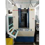 ELB MODEL MICRO-CUT 4 CNC CREEP FEED PROFILE GRINDER (2000) - (LOCATION - DEERFIELD BEACH, FL)