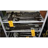 Lot of Asst. Wrenches