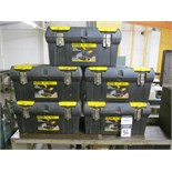 Stanley Plastic Tool Boxes