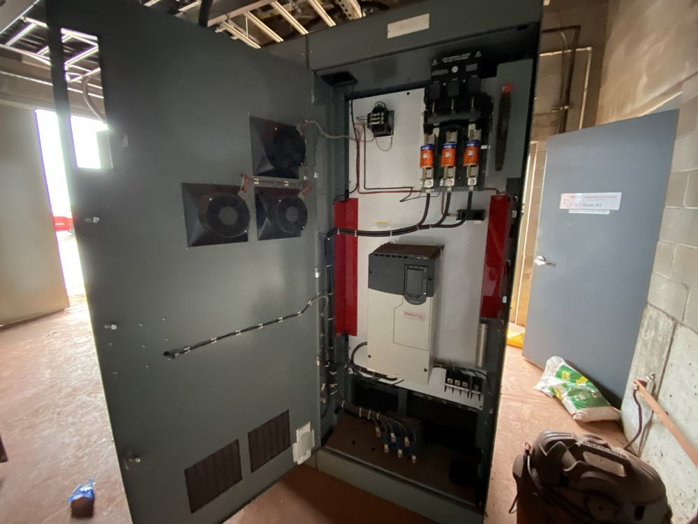 AB VFD Panel - Image 2 of 2