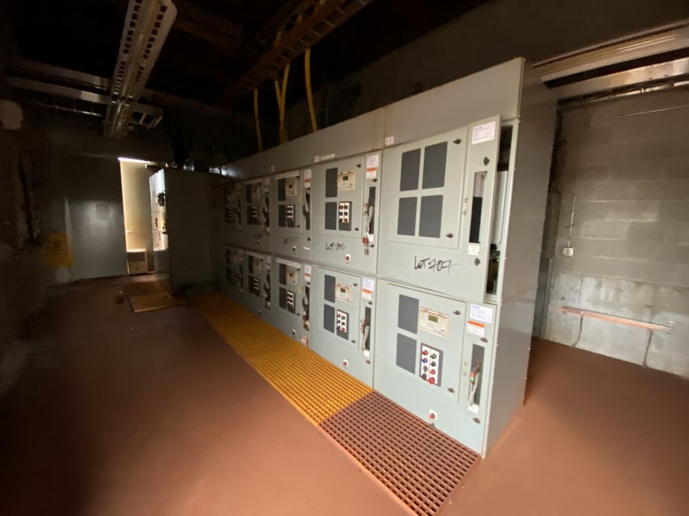 Medium voltage MCC Transformer Feed System (includes panels 701a to 701f) - Image 12 of 12