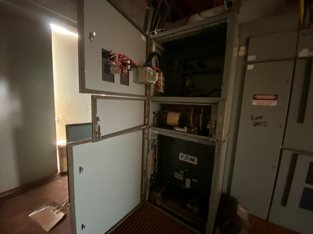 Medium voltage MCC Transformer Feed System (includes panels 701a to 701f) - Image 2 of 12