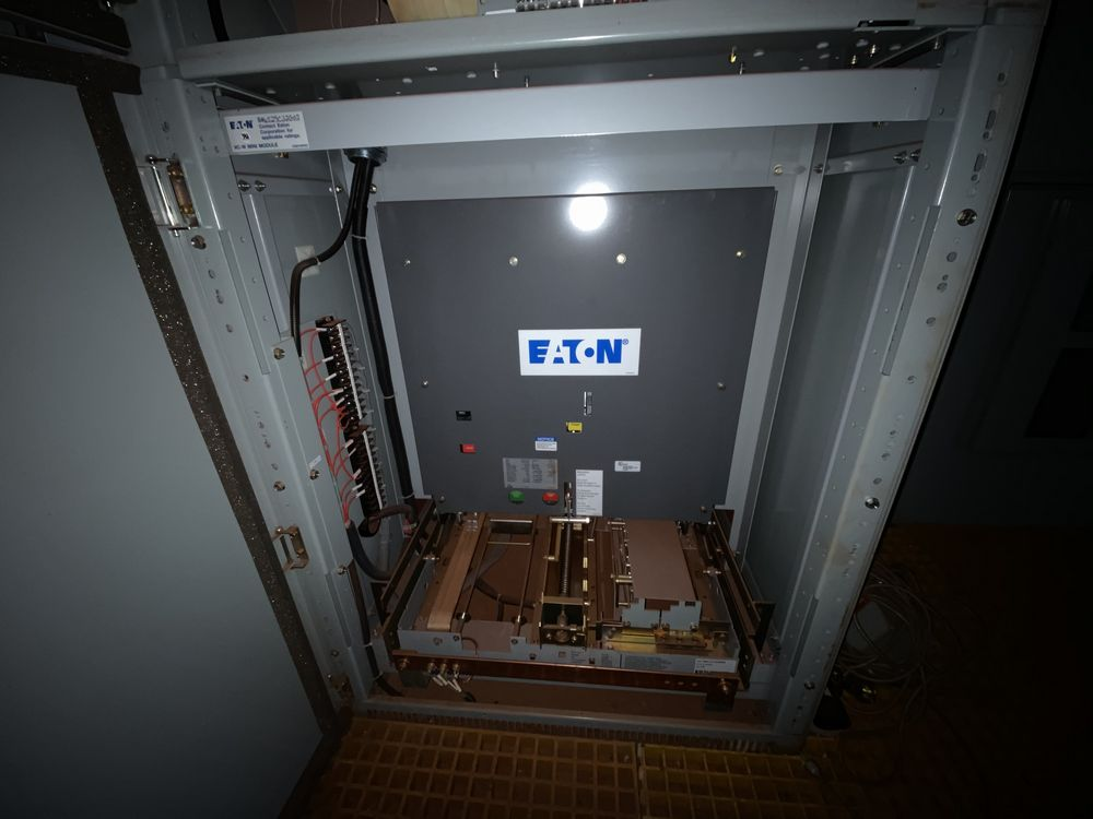 Medium voltage MCC Transformer Feed System (includes panels 701a to 701f) - Image 5 of 12