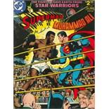 ALI MUHAMMAD: (1942- ) American Boxer, World Heavyweight Champion.
