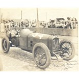 WAGNER LOUIS: (1882-1960) French Racing Driver and Pioneer Aviator.