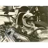 FORMULE ONE: Selection of signed photographs by various Formula One Motor Racing Drivers,