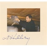 FILM DIRECTORS: Selection of signed 5 x 7 photographs, and few slightly smaller,