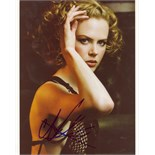 ACADEMY AWARD WINNERS: Selection of signed 8 x 10 photographs by various film actors and actresses,