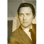ACTORS: Selection of vintage signed 8 x 10 photographs by various film actors comprising Farley