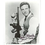 ACTORS: Selection of signed 8 x 10 photographs, and slightly smaller (3), by various film actors,