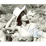 DANDRIDGE DOROTHY: (1922-1965) American Actress and Singer.