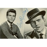 GERMAN CINEMA: Selection of vintage signed postcard photographs by various German actors and