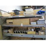 LOT - (1) SECTION OF PALLET RACKING, CONTENTS NOT INCLUDED