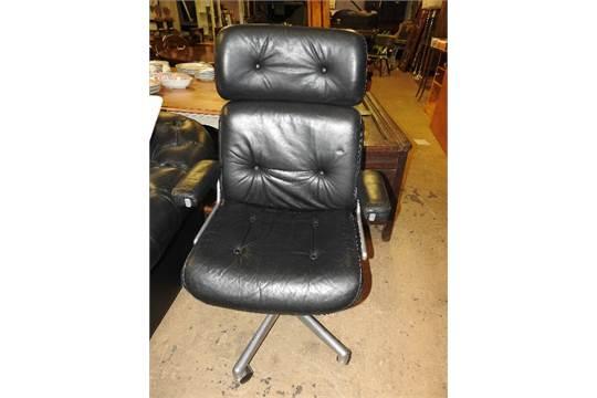 Awesome A Designer Gordon Russel Giroflex High Back Swivel Desk Machost Co Dining Chair Design Ideas Machostcouk